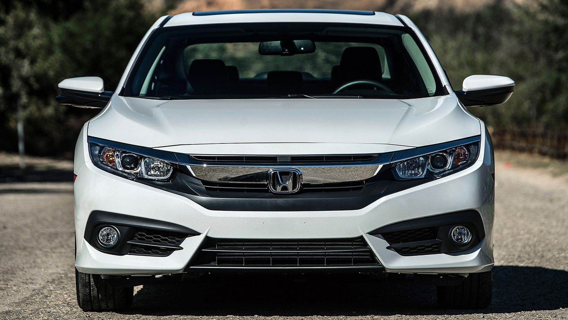 2016 Honda Civic Photos