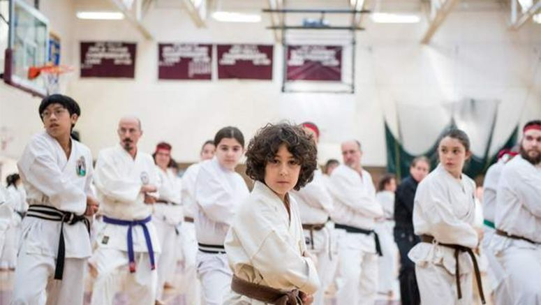 4 karate masters from Japan hold New Paltz seminar USA