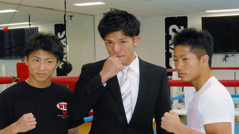Boxing : Amateur champ Inoue follows kin into pro ring