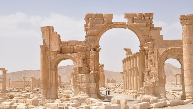 Japan archaeology society raising money for conference on preserving Palmyra