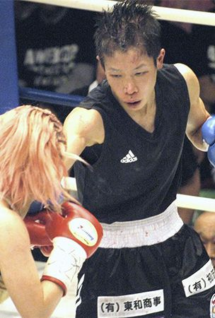 Female boxing heats up in bid for wider recognition