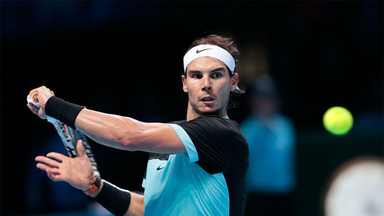 Tennis : Nadal easily cuts down Murray