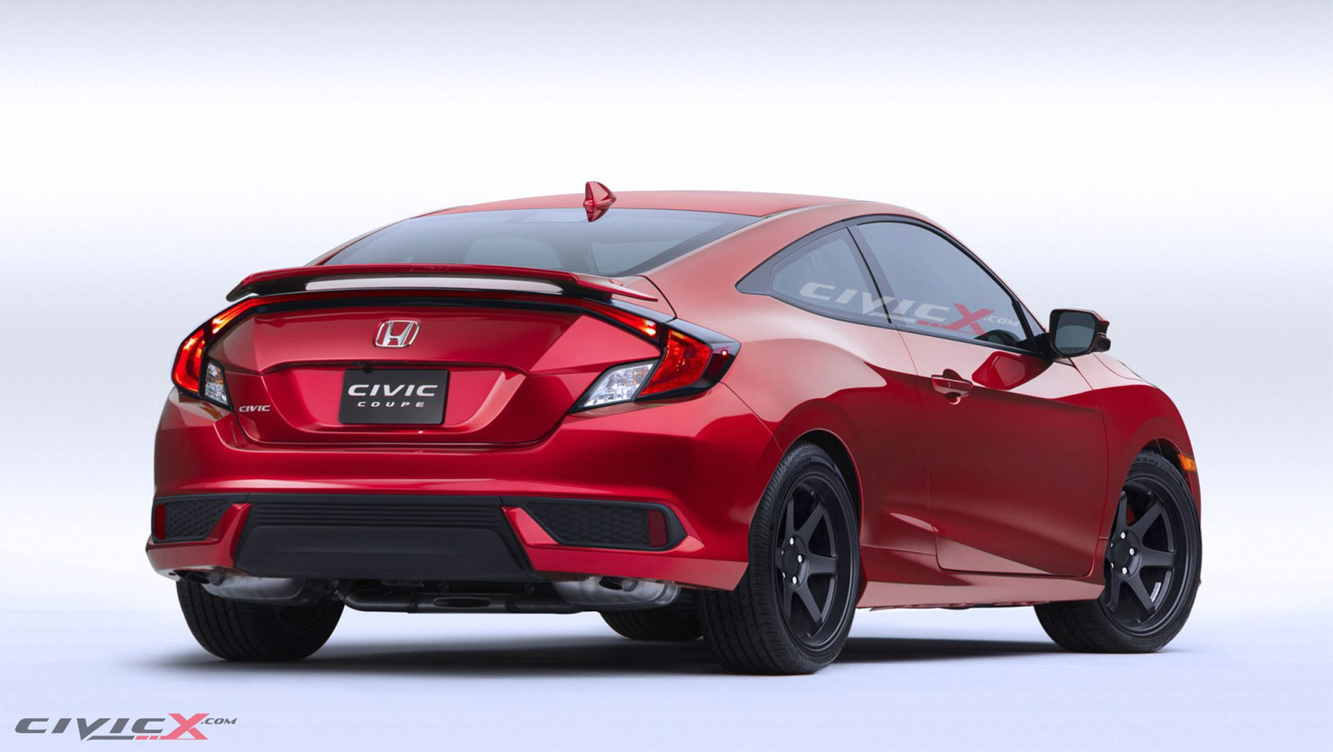 2016 Honda Civic Coupe Gets Tuned Dec 2015 | Auto Moto | Japan Bullet