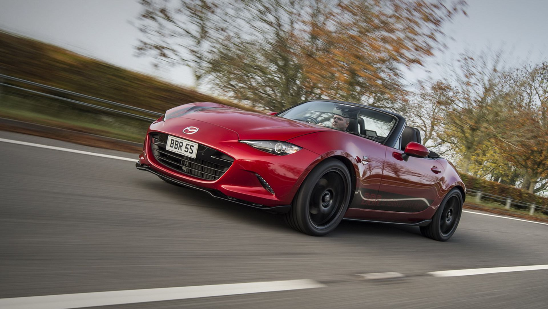 mazda mx 5 nd gets its first power upgrades auto moto. Black Bedroom Furniture Sets. Home Design Ideas