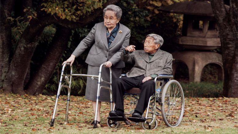 Prince Mikasa, uncle of Emperor Akihito, turns 100