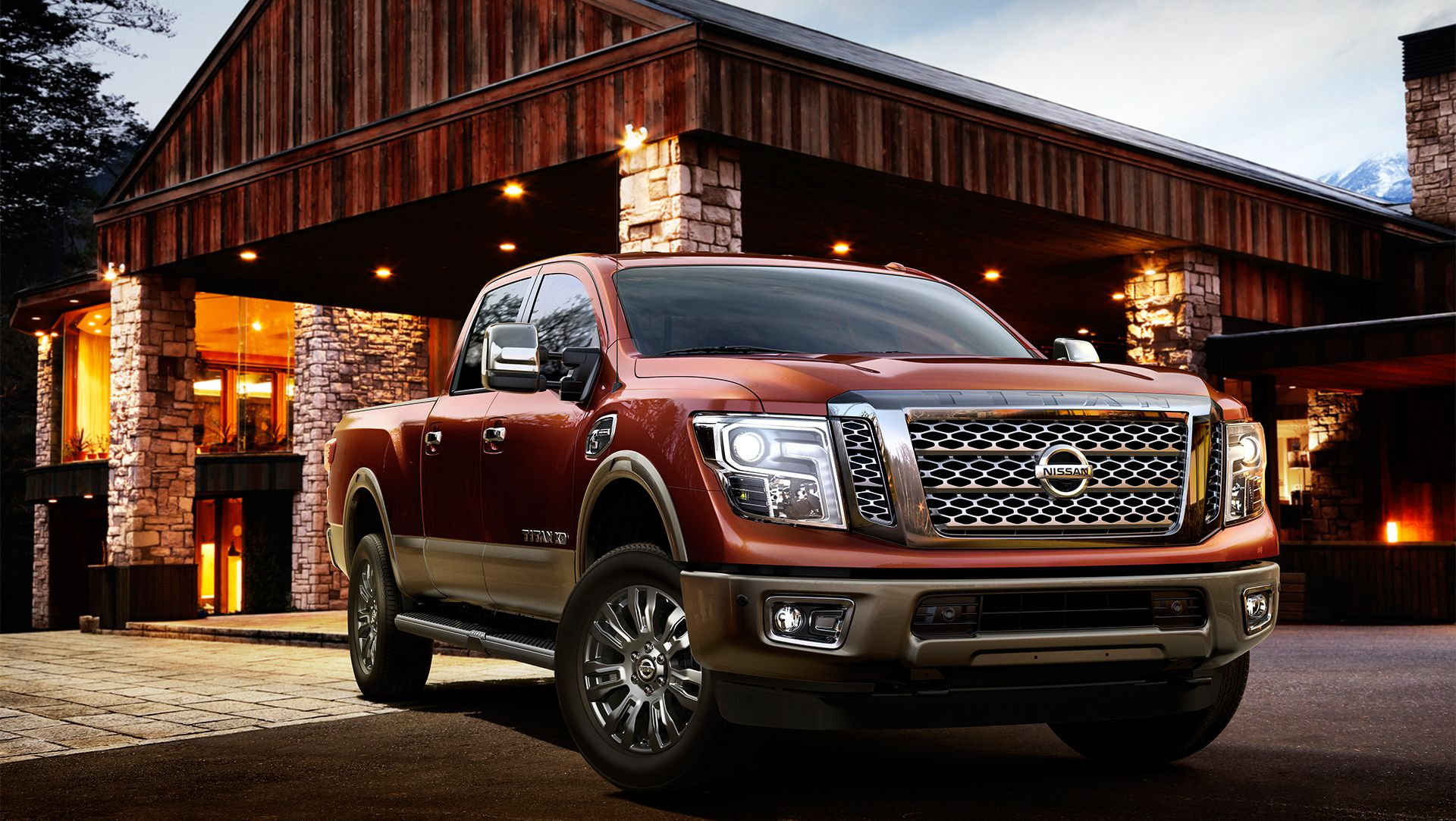 Nissan Titan Xd Named Autoguide Com 2016 Truck Of The Year Auto Moto Japan Bullet