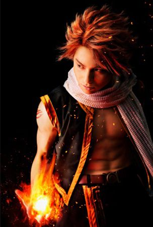 Miyazaki Shuto reveals his 'Natsu Dragneel' look for upcoming 'FAIRY TAIL' stage play