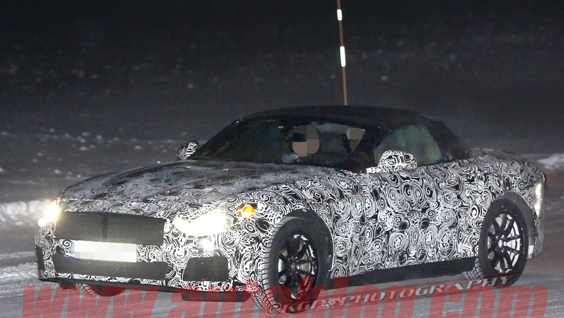 Bmw Z4 And Toyota Supra Replacement Spied