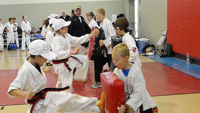 American Kenpo Karate: It's not just for kicks