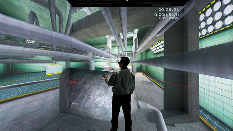 Virtual reality to be used to help decommission Fukushima plant