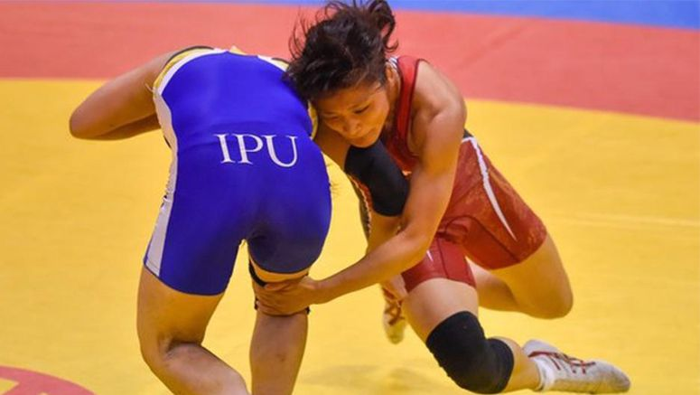 Wrestling: Icho hoping to bounce back after 13-year win streak ends