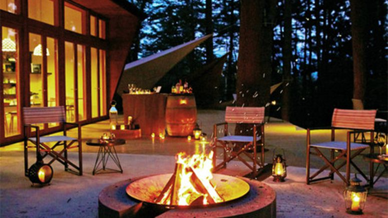 Anyone for glamping? Luxury camping winning adherents in Japan