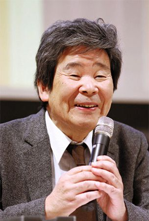 Ghibli's Takahata wins lifetime achievement award
