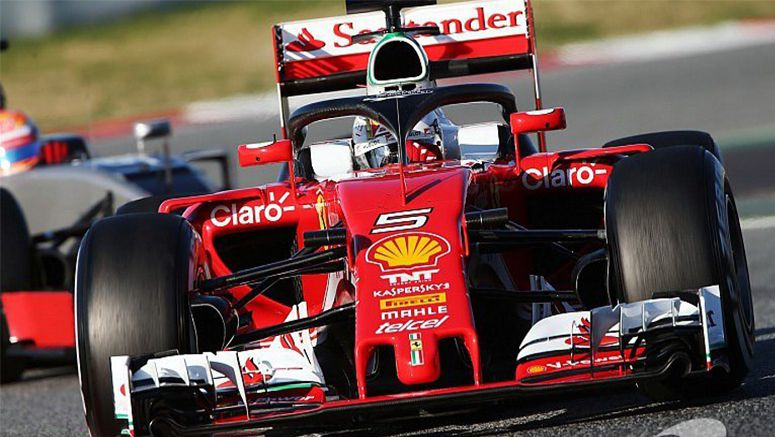 Formula 1 halo still on course for 2017 introduction