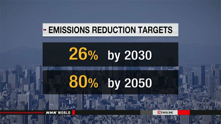 Gov aims to set long-term emissions cut goal