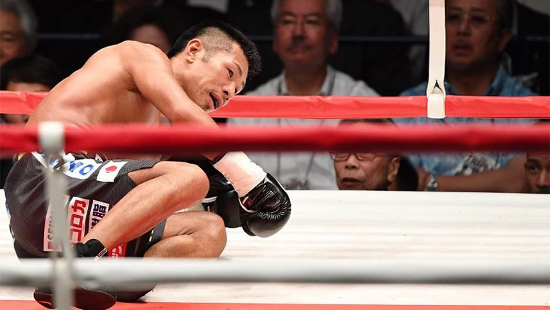 Boxing: Uchiyama handed stunning 1st career loss
