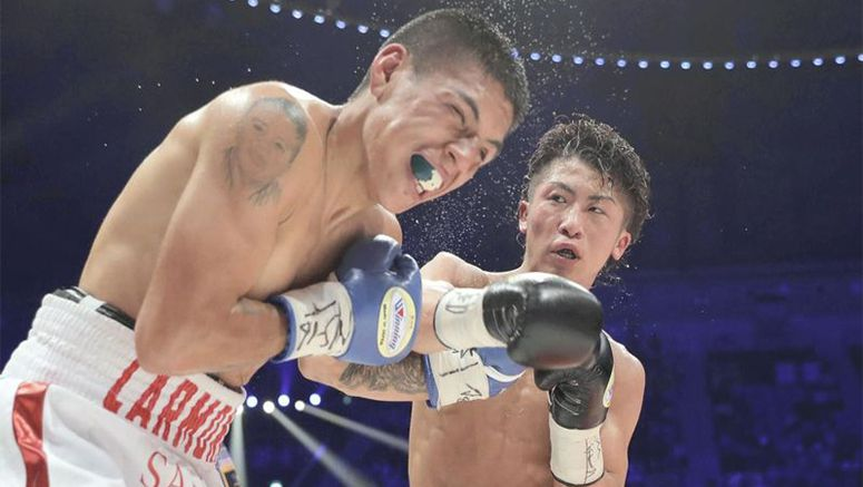 Undefeated Inoue outclasses another opponent in 2nd title defense