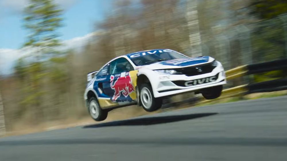 Grc Civic >> Honda Civic Grc Race Car Can Fly Like No Civic Has Before Auto