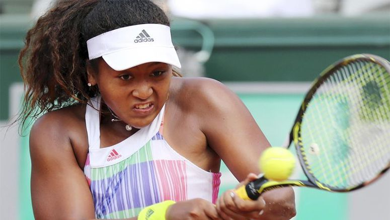 Hard-hitting teen Osaka brings bold new attitude to tennis court