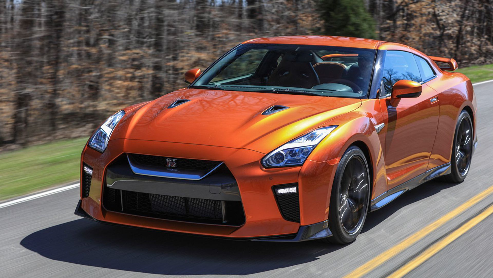 2017 Nissan Gt R Track Edition Detailed Auto Moto Japan