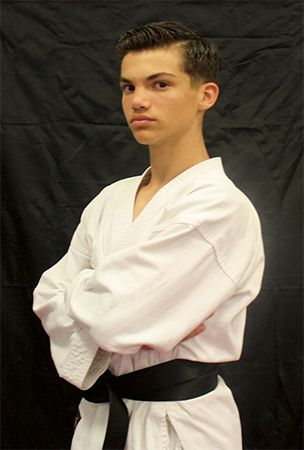 Millbrae teen uses karate to fight back against epilepsy