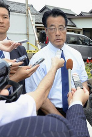 Okada says will not run for party chief if hometown candidate loses