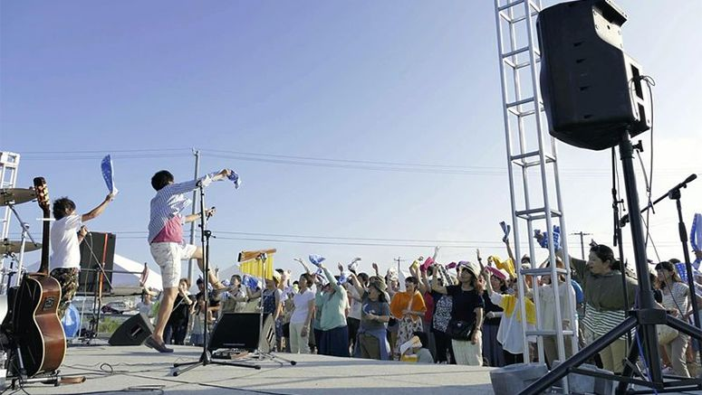 Music festivals in Tohoku to celebrate recovery