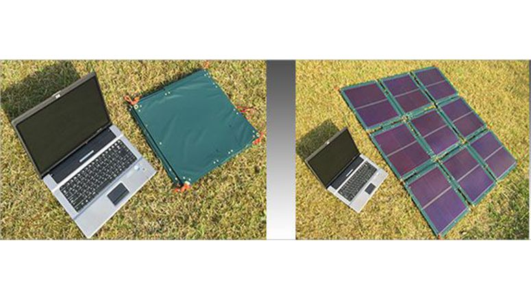 Portable PV System to Come With Rechargeable Battery