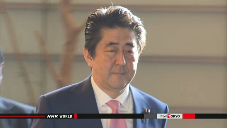 Abe may visit Cuba late next month