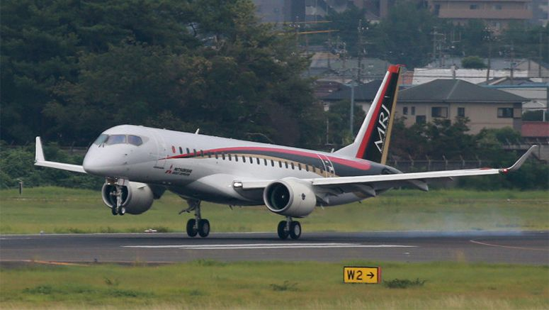 MRJ flight to U.S. feared to be delayed until late Sept. or after