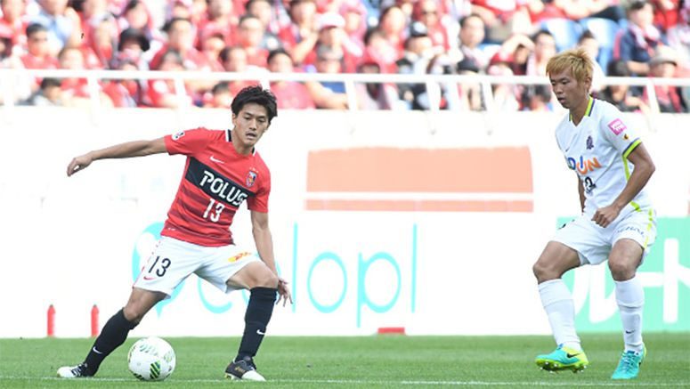 Urawa beats Hiroshima 3-0 to book spot in J.League playoffs