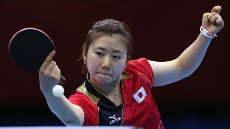 Japan's Ai Fukuhara weds Taiwanese table tennis player: reports