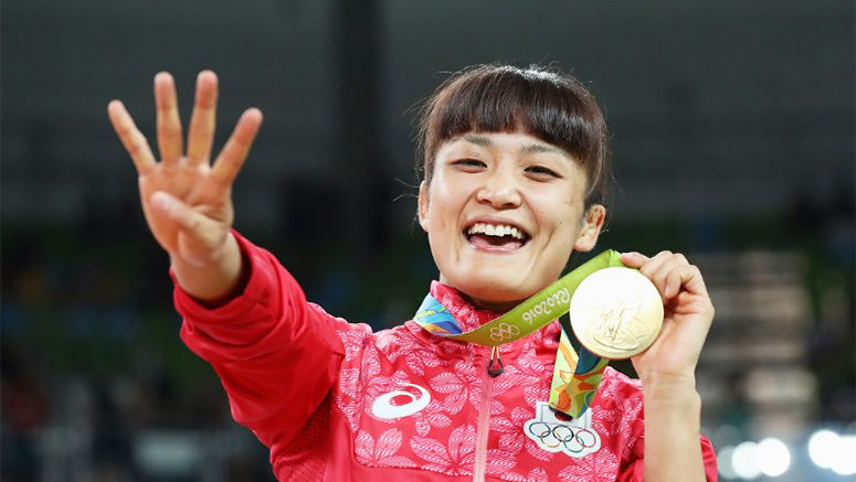 Japan gov't to bestow nat'l award on Olympic wrestling champion Icho