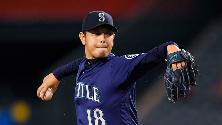 Cruz, Seager back sharp Iwakuma