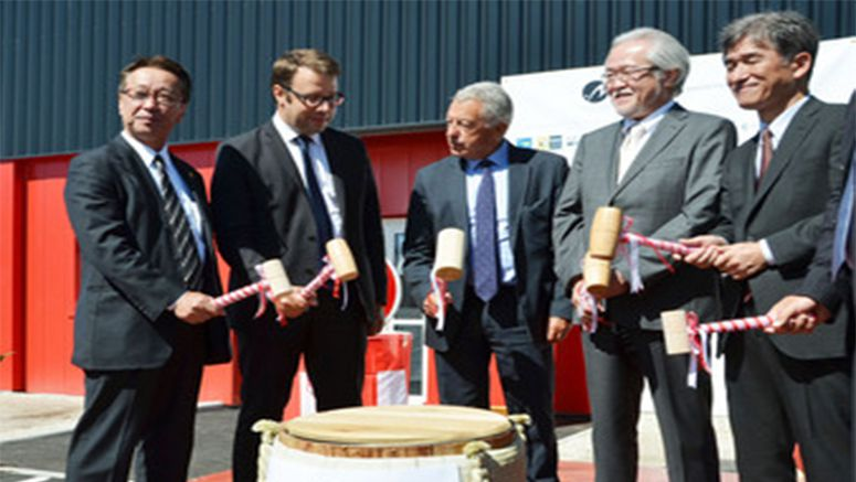 Japanese bonito flake maker opens factory in France