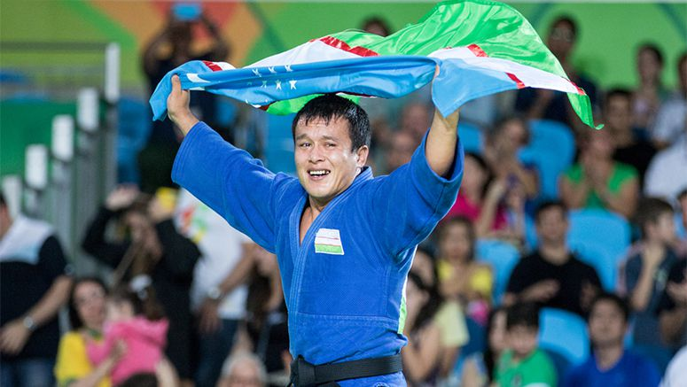 Legendary Judo Day FOr Uzbekistan at Paralympic Games