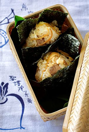 'Mystery' rice balls with bonito satisfy all tastes, east and west