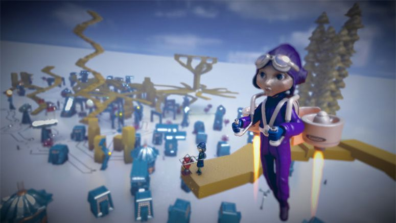Sony: The Tomorrow Children Out Today on PS4