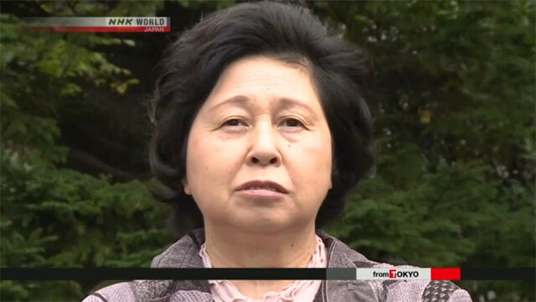 Former abductee calls for return of other Japanese