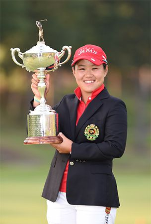 Golf: 17-year-old Hataoka 1st amateur to win Japan Women's Open