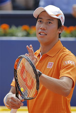 Tennis: Nishikori back to personal-high 4th in ATP ranking