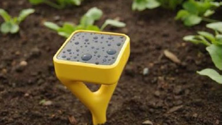 Solar-powered Soil Diagnosis System Tested for Agriculture