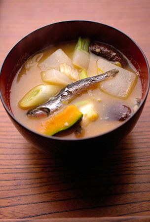 Think outside the box and stay healthy with miso soup