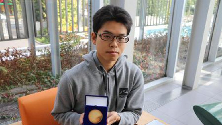 Student pushes Japan to go green at 2020 Ecolympics