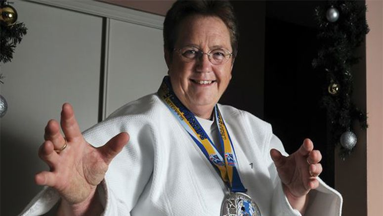 Port Hope woman finds strength in judo after a drunk driver crash
