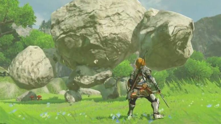 'Breath Of The Wild' Will Be The Last Nintendo Game For The Wii U