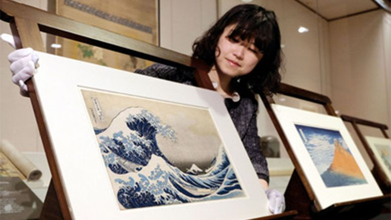 British Museum to explore later life of Hokusai in major exhibition