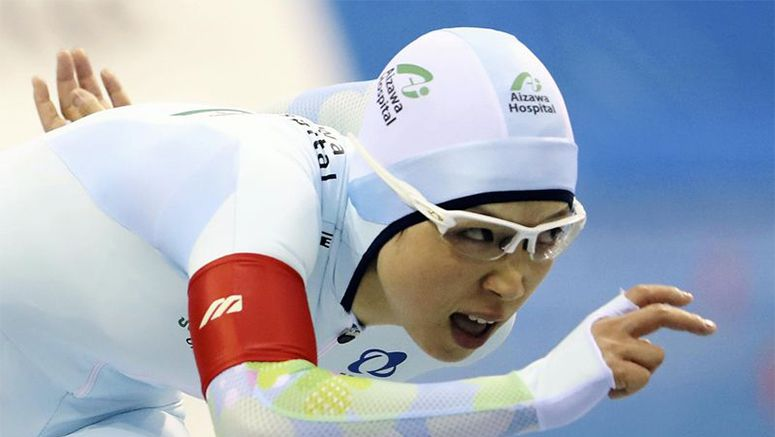 Kodaira finds winning formula after struggling in Netherlands