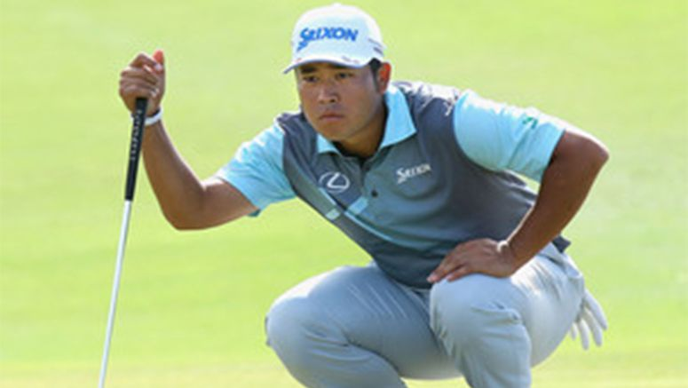 Golf: Matsuyama 2nd going into final round at Tournament of Champions