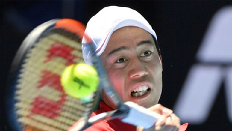 Tennis: Nishikori reaches Australian Open 2nd round with hard-fought win